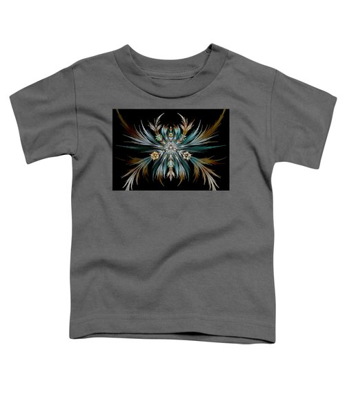 Native Feathers Toddler T-Shirt