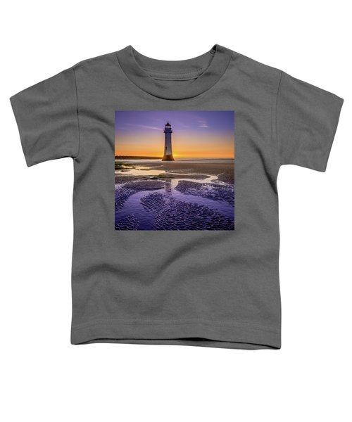 New Brighton Lighthouse Toddler T-Shirt