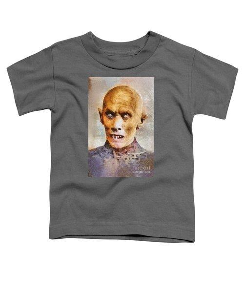 Nosferatu, Classic Vintage Horror Toddler T-Shirt