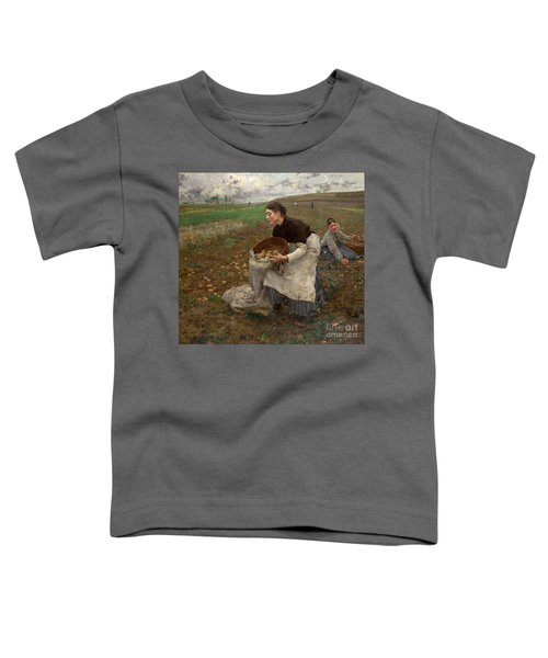 October Toddler T-Shirt
