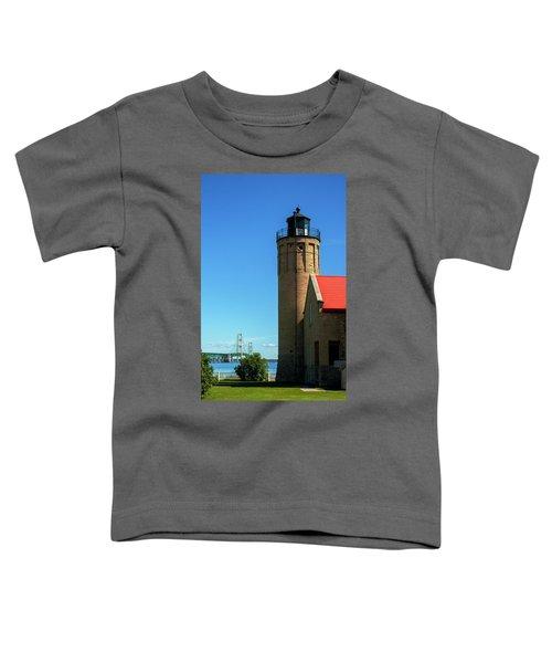 Old Mackinac Point Lighthouse Toddler T-Shirt