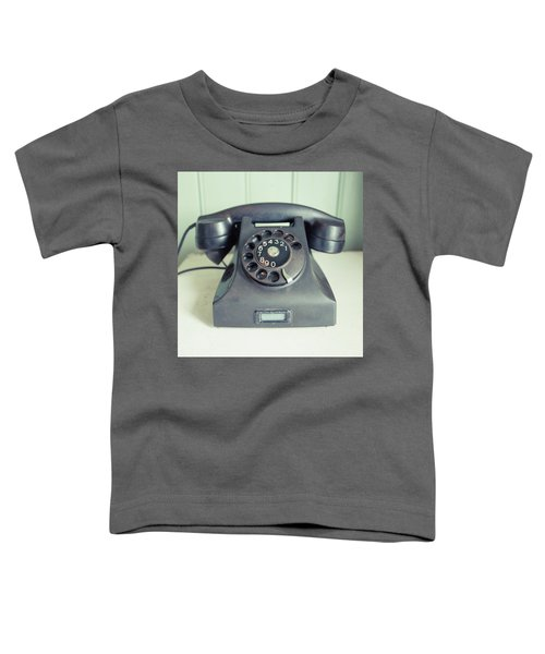 Old Telephone Square Toddler T-Shirt
