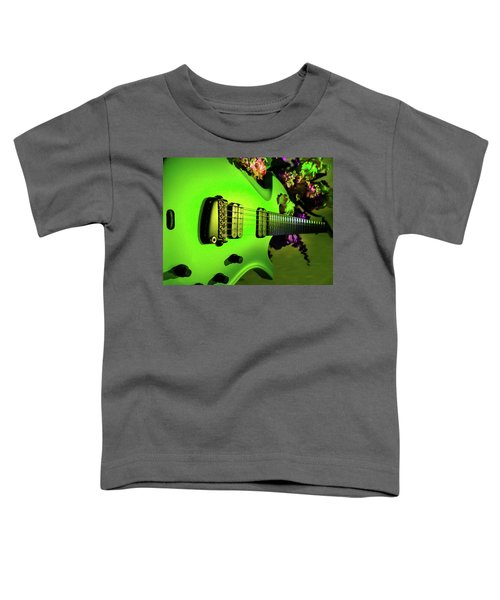 Parker Fly Guitar Hover Series Toddler T-Shirt