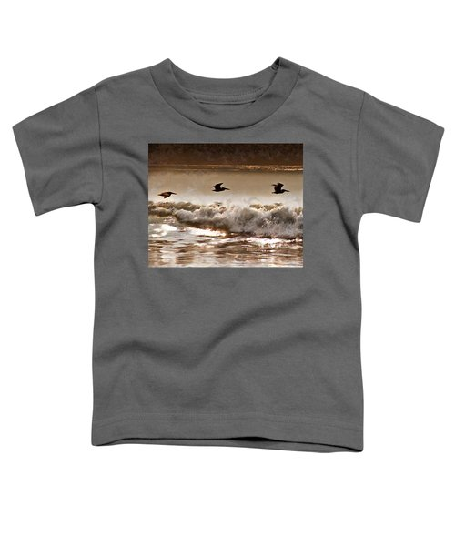 Pelican Patrol Toddler T-Shirt