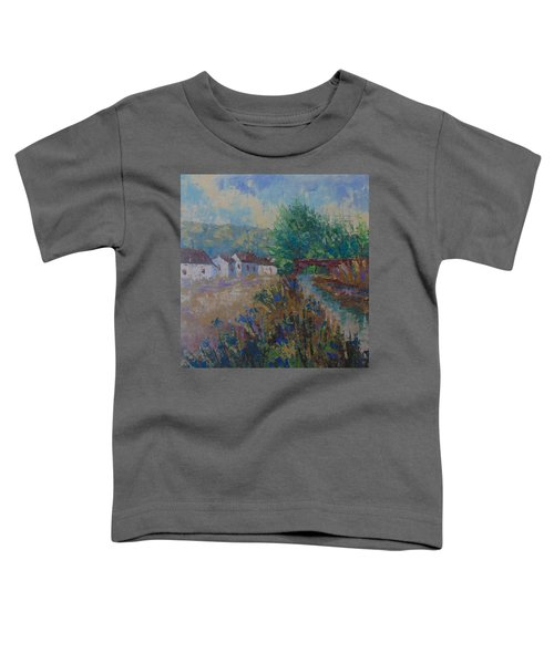 Petit Village De Provence Toddler T-Shirt