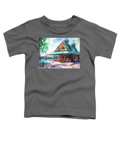 Pewaukee Depot Toddler T-Shirt