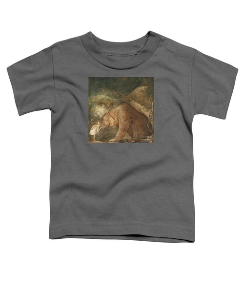 Poor Little Bear Toddler T-Shirt