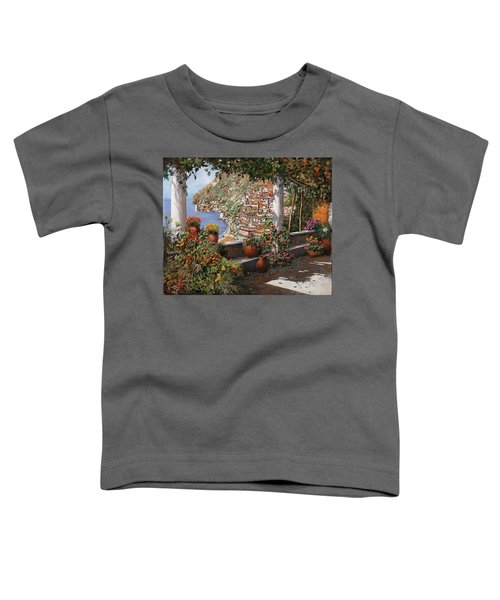 Positano Dalla Terrazza Toddler T-Shirt
