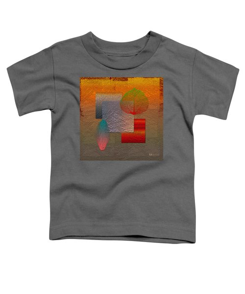 Quiet Sunset At The End Of Northern Summer  Toddler T-Shirt