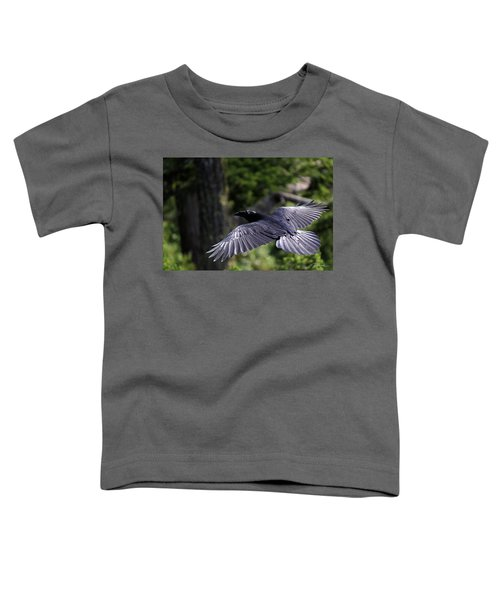 Raven Flight Toddler T-Shirt