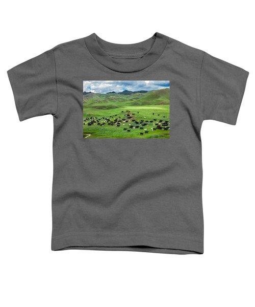 Salt And Pepper Toddler T-Shirt