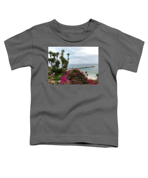 San Clemente Pier Toddler T-Shirt