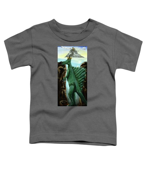 Self-portrait- Meme Toddler T-Shirt