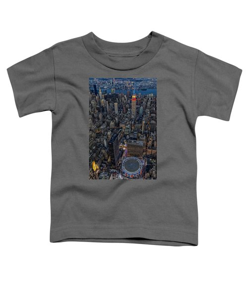 September 11 Nyc Tribute Toddler T-Shirt