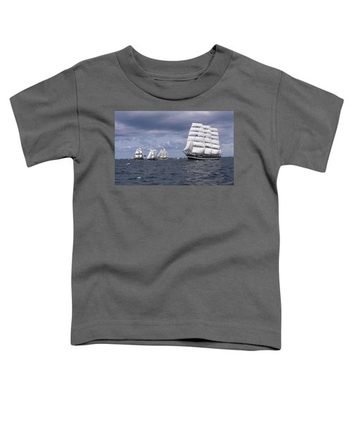Ship Toddler T-Shirt