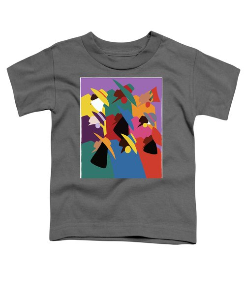 Sisters Of Courage Toddler T-Shirt