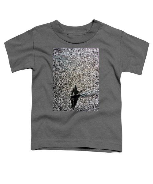 Sailing Into Solitude Toddler T-Shirt