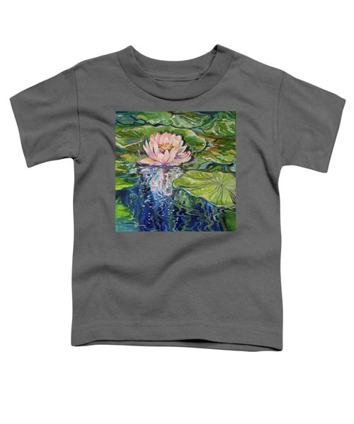 Solitude Waterlily Toddler T-Shirt