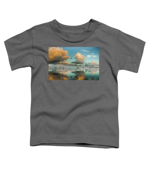 Sound Of Silence Toddler T-Shirt
