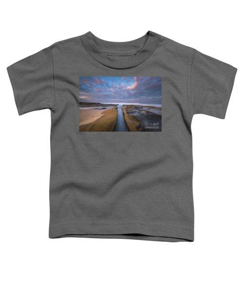 Where Worlds Divide  Toddler T-Shirt