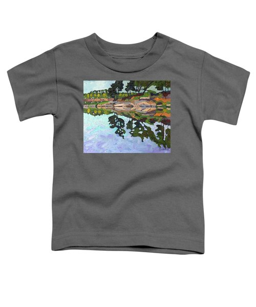 Spring Paradise Toddler T-Shirt