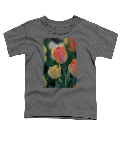 Spring Tulip Toddler T-Shirt
