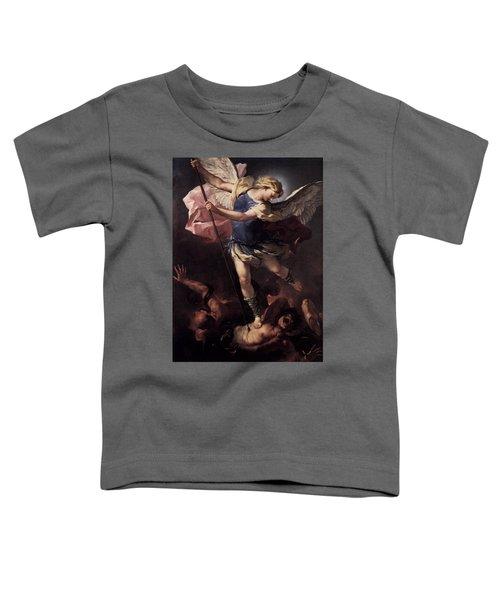 St. Michael Toddler T-Shirt