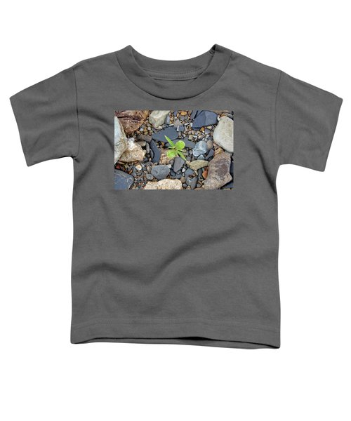 Stand Out From The Crowd Toddler T-Shirt