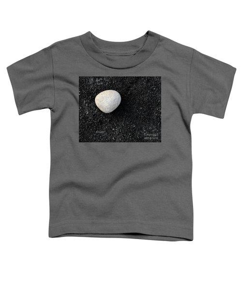 Stone In Soot Toddler T-Shirt