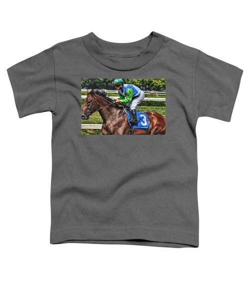 Surprise Twist W Javier Castellano Toddler T-Shirt
