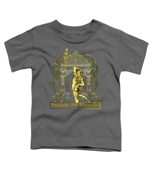 Temple Of Eternity Toddler T-Shirt