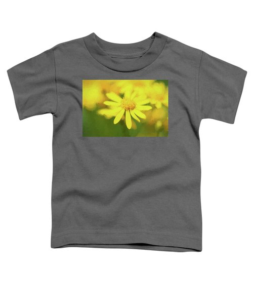 Texas Wildflower 2 Toddler T-Shirt