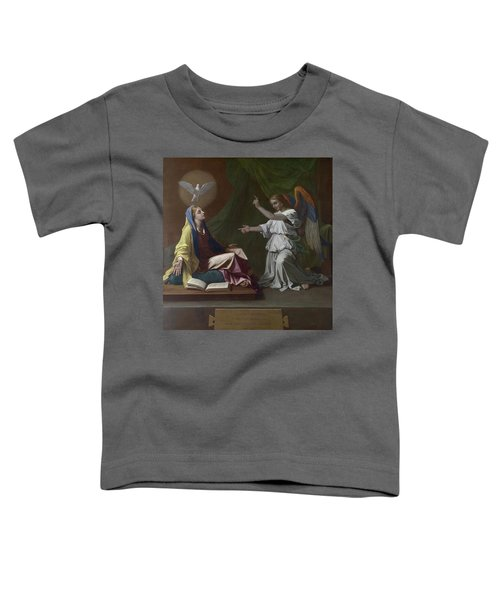 The Annunciation Toddler T-Shirt