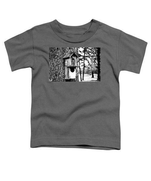The Bird Feeder Toddler T-Shirt