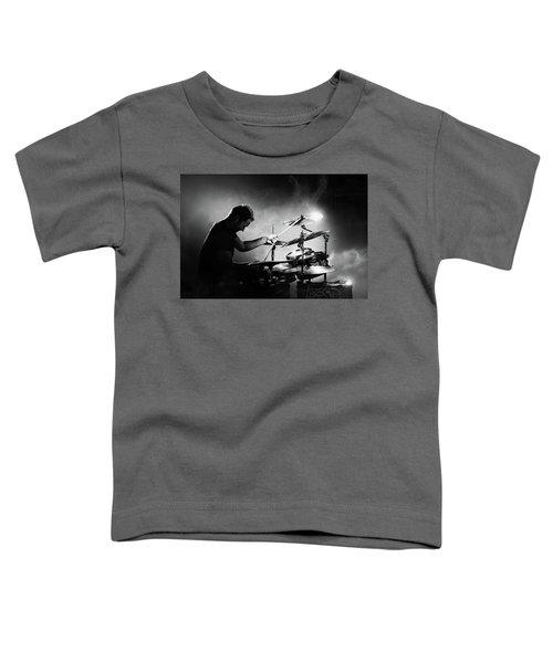 The Drummer Toddler T-Shirt