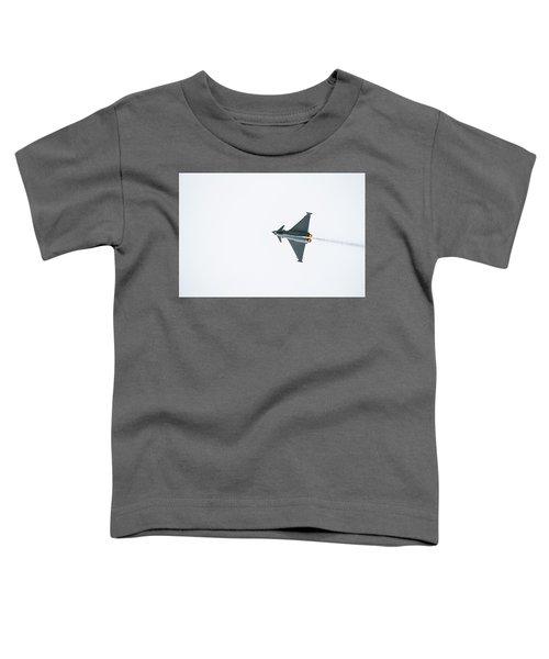 The Eurofighter Typhoon Toddler T-Shirt