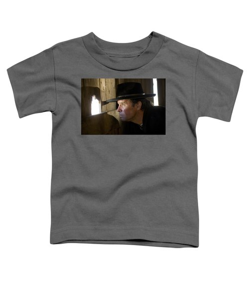 The Hateful Eight Toddler T-Shirt