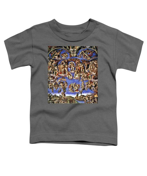 The Last Judgement Toddler T-Shirt
