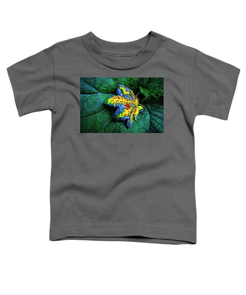 The Leaf Toddler T-Shirt