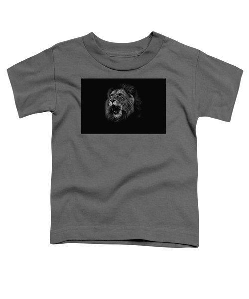 The Roaring Lion Toddler T-Shirt