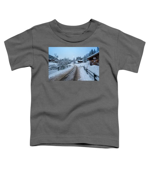 The Scene- Toddler T-Shirt