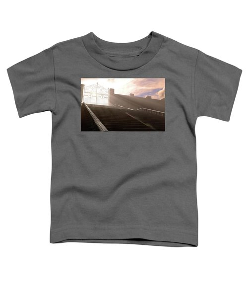 The Stairs To Heavens Gates Toddler T-Shirt