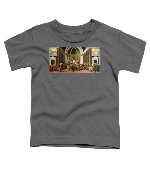 The Story Of Virginia Toddler T-Shirt