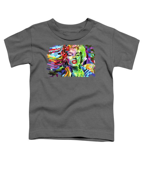 The Timeless Norma Jean Toddler T-Shirt