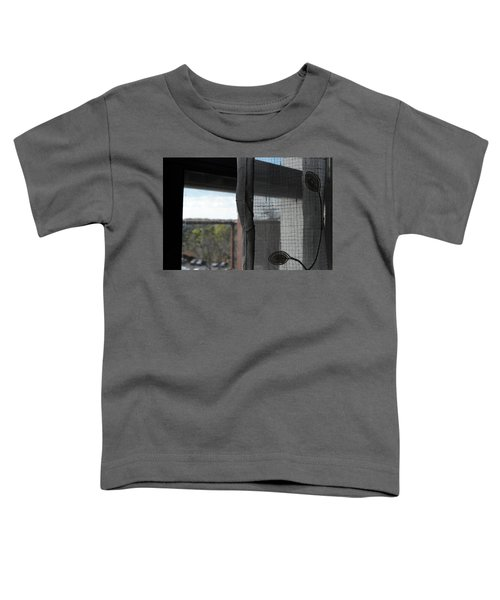 The View From The Window Toddler T-Shirt