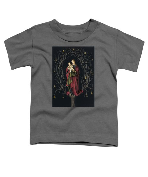 The Virgin Of The Dry Tree Toddler T-Shirt