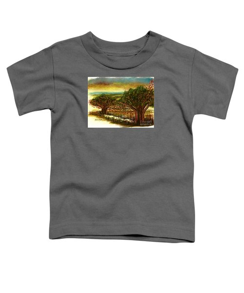 The Voices Of The Wind Toddler T-Shirt