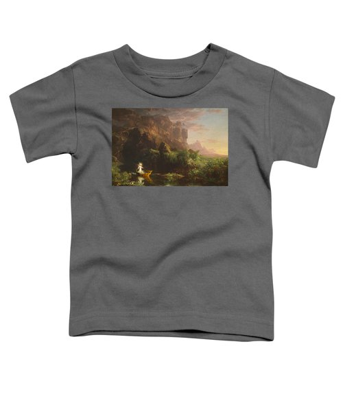 The Voyage Of Life, Childhood Toddler T-Shirt