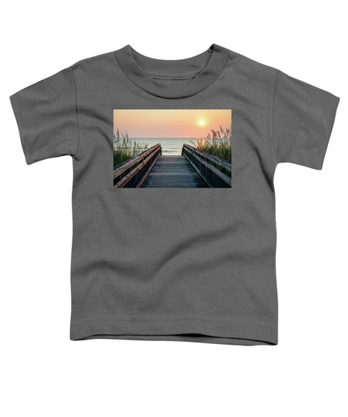 Beyond The Sea Toddler T-Shirt