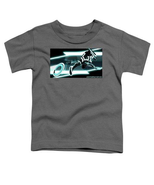 Tron Legacy Toddler T-Shirt